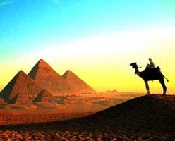 Египет привлекает большое количество